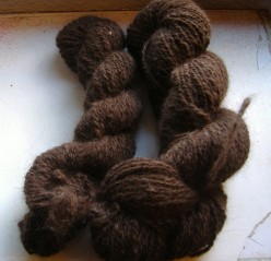 Chiengora: Yarn Made From Dog Fur/Hair. Make A Newfoundland Sweater!