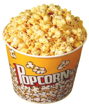 Pig out on popcorn!