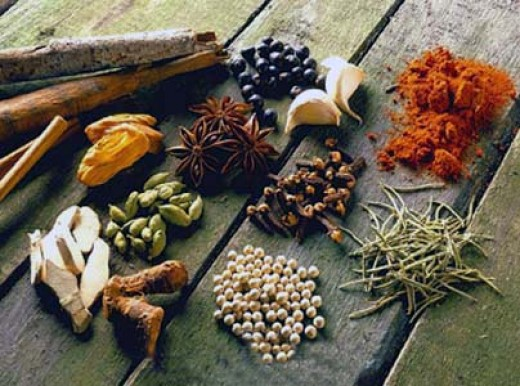 Try some new spice blends.