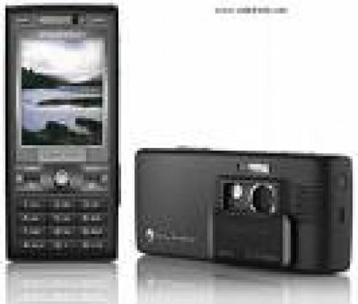 Cybershot Sony Ericsson K800i