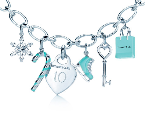 Tiffany Charms | Photo credit:  Tiffany & Co.