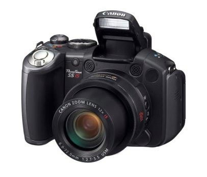 Canon PowerShot Pro Series S5