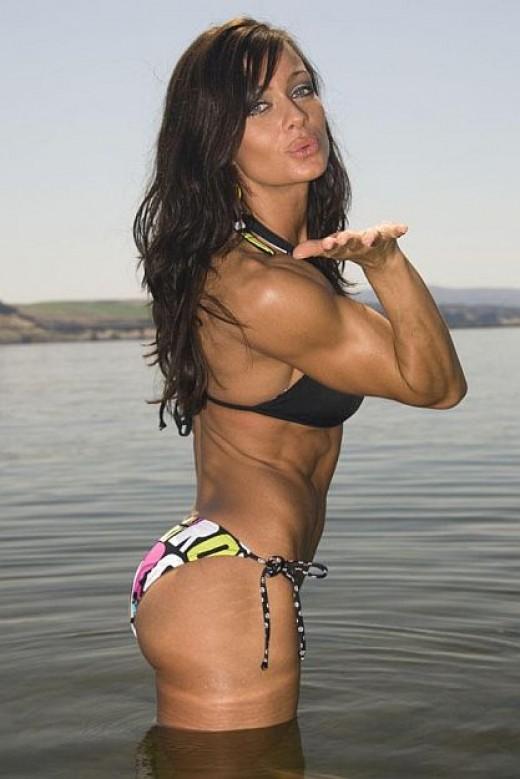 Jackie is a FAME Bikini Model Pro, an ON/ABB Sponsored Athlete, a fitness ...
