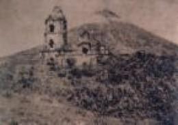 Old photo of Mayon Volcano (hawaii.edu)