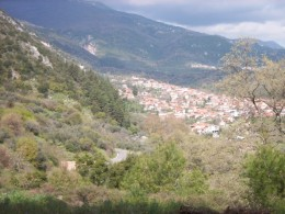 Enjoy Greek Village Life
