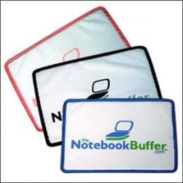 Notebook Buffer Laptop Pad