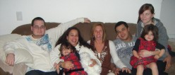 Me and the kids - Christmas Day