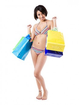 Shopping in 2010 - Saving Money, Finding Deals, Being Smart  Buying bathing suits in winter for the summer months.