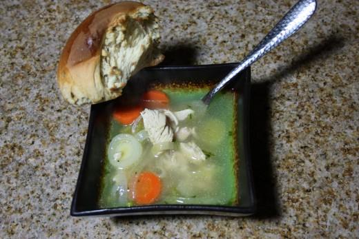 Delicious Turkey Soup