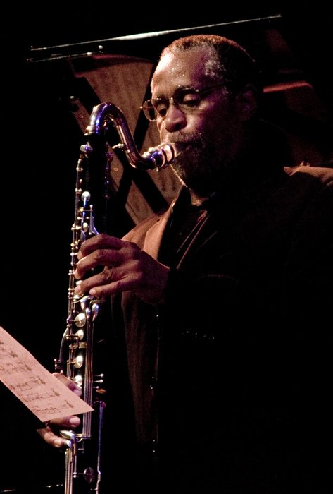 Multi-instrumentalist,Bennie Maupin formerly with Herbie Hancock and Miles Davis