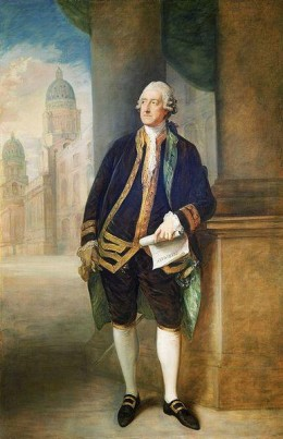 (Public Domain Photo Courtesy of WikiPedia.org   http://en.wikipedia.org/wiki/File:John_Montagu,_4th_Earl_of_Sandwich.jpg)