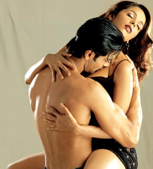 Mallika Sherawat & Ashmit Patel
