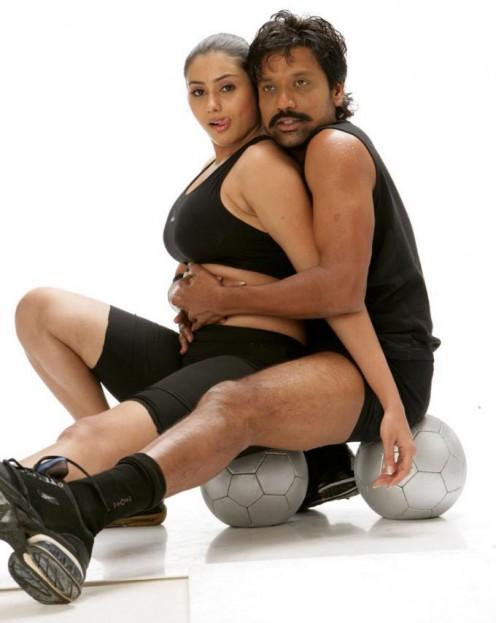 SJ Suryah & Namitha