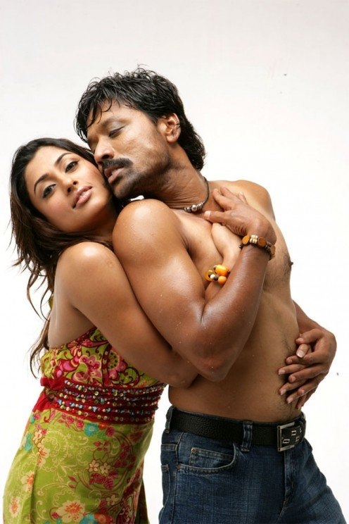 Telugu Movie Vyapari SJ Suryah & Malavika