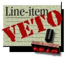 Politics: Strike Out the Line Item Veto