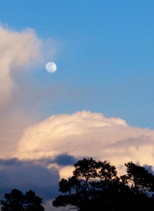 Arizona sky by Lindsay S Godfree