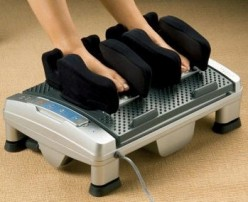 Buying an Electric Foot Massager | Home Foot Massage for Tired Feet