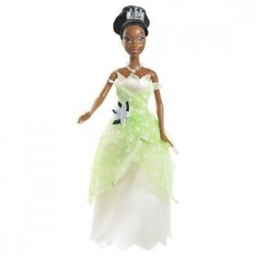 Disney Princess Tiana doll from Mattel