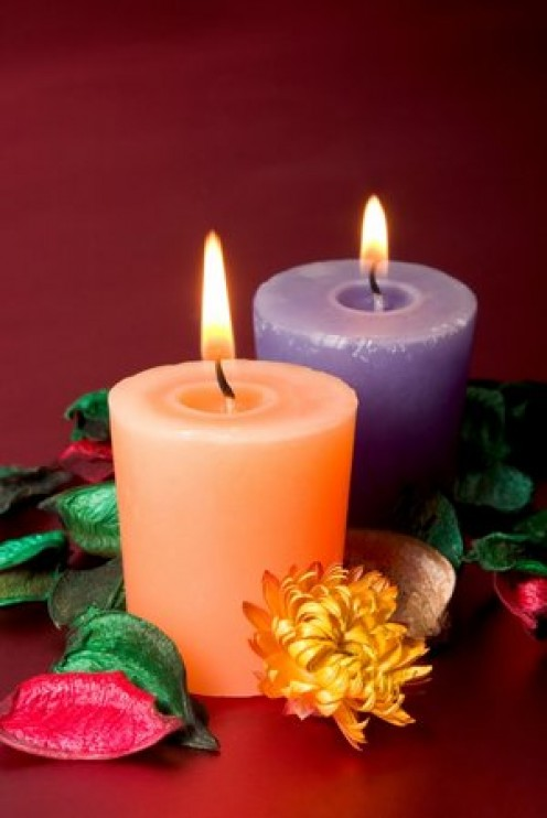 Are Air Fresheners and Aromatherapy Candles Really Nose-