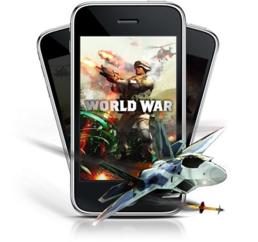 لعبة حربية مجانية مميزة للايفون والايباد والايبود تاتش World War™.ipa1.84