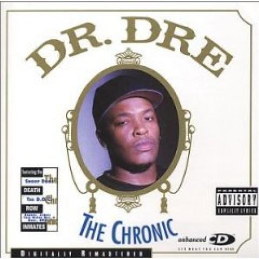 Dr. Dre - The Chronic (courtesy of Amazon.com)