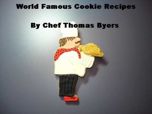Thomas Byers is an award winning famous chef who has been the executive chef at some of Florida's Finest Restaurants.