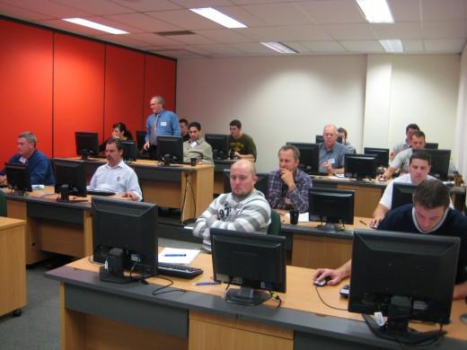 Microsoft Project Training Class