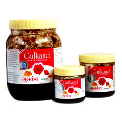 commercially available gulkand
