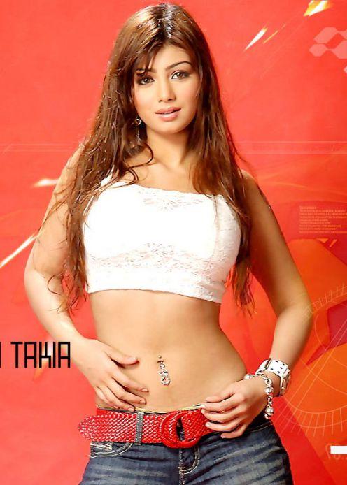 Ayesha Takia , hot pose