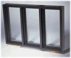 Greater strength allows for larger fiberglass window units