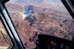Helicopter ride over Hoover Dam & Grand Canyon