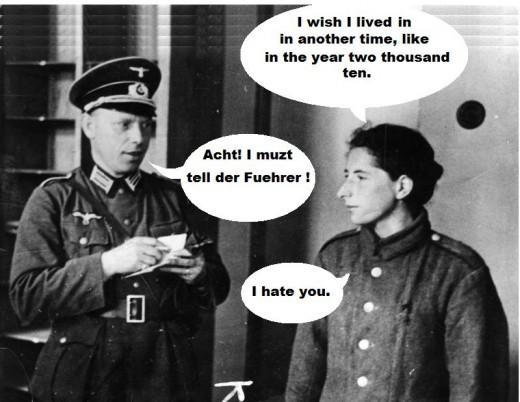 Grammar Nazi at work.