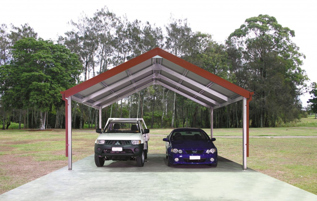 choosing steel carport designs
