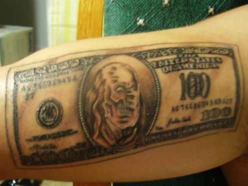 Make money selling tattoos online and offline with affiliate programs on