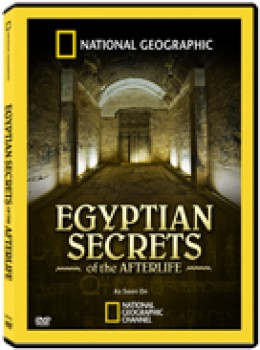 National Geographic: Egyptian Secrets of the Afterlife (2009) DVD