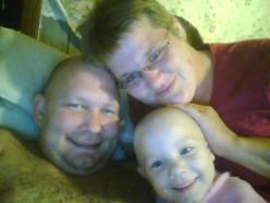 Me, Gigi, and Loree.