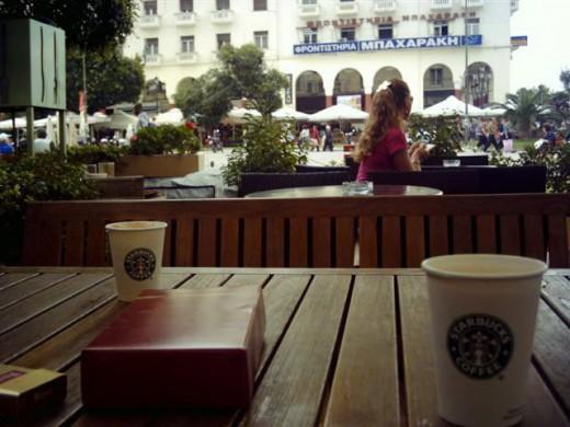 Thesaloniki: Starbuck