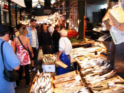 Thesaloniki: Market