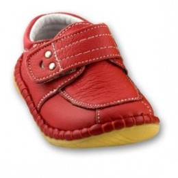 Komfort Kidz Happy Feet leather shoes for babies