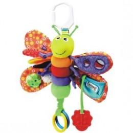 Lamaze Freddie the Firefly baby rattle