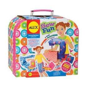 Alex Fun Sew toy sewing machine