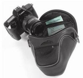 Opteka SLR Camera Short Zoom Holster Case