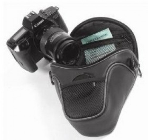 Opteka SLR Camera Short Zoom Holster Case