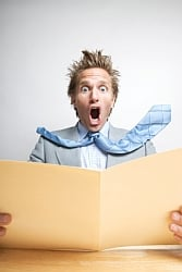Get this the reaction often? Then you've got too many jobs on your resume!