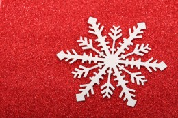 Snowflake background by Petr Kratochvil