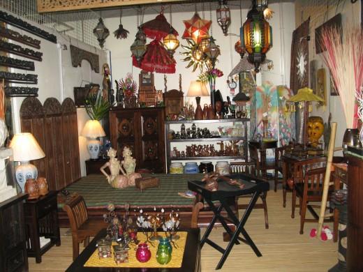 Philippine Crafts, Festival Mall