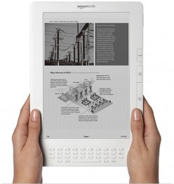 Buy Online Amazons New Kindle DX Global Reading Device