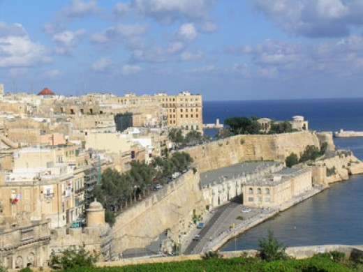 Malta and its architecure
