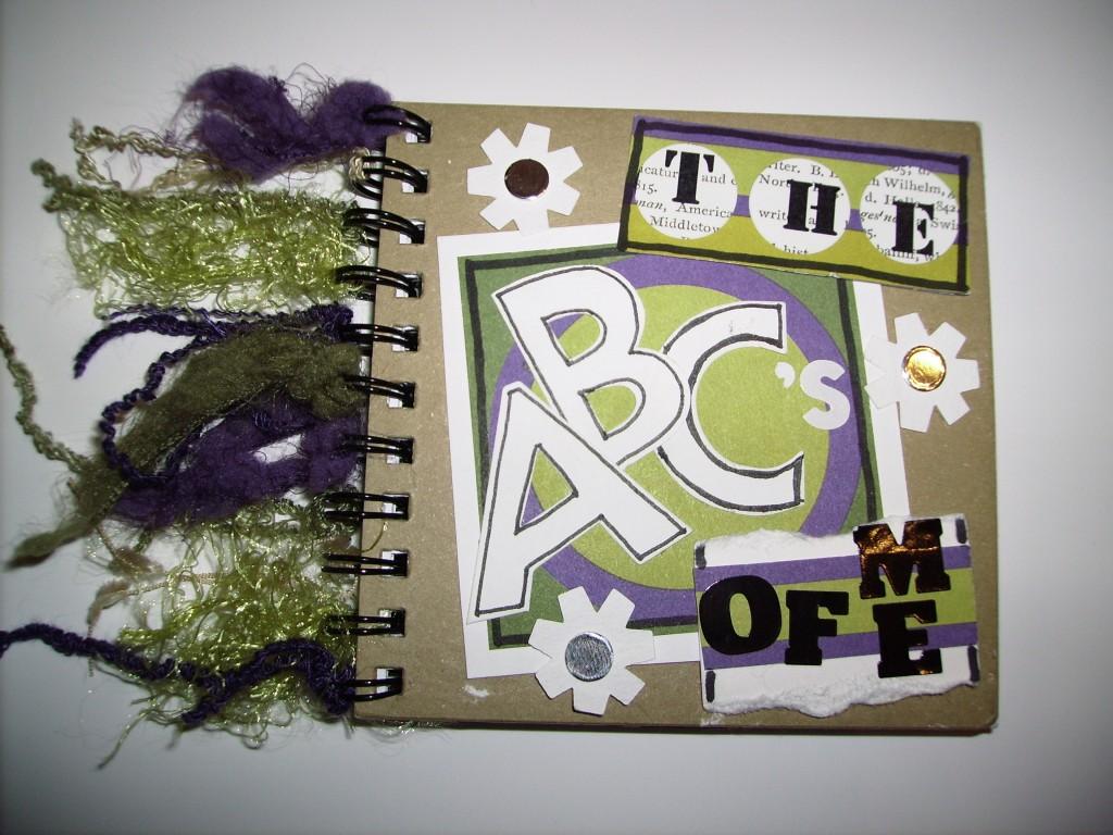 Scrapbook ideas abc album - Scrapbook Ideas Abc Album 27