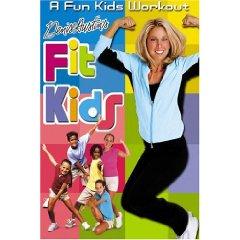 Denise Austin's Fit Kids exercise DVD